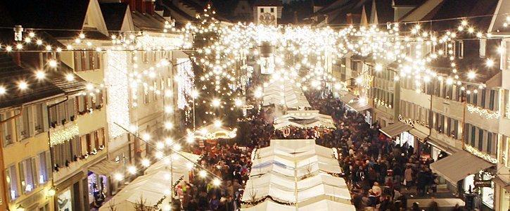 Weihnachtsmaerkte Schweiz, Willisau