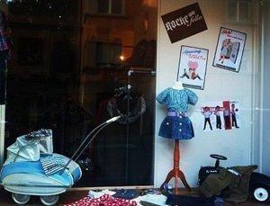 Dardys Candy Cat Vintage - Rockabilly und Pin up Mode in Zürich