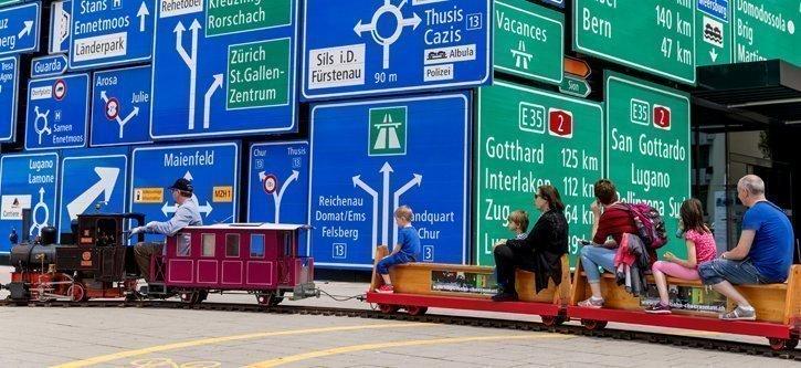 Die schönsten Schweizer Museen: Verkehrshaus