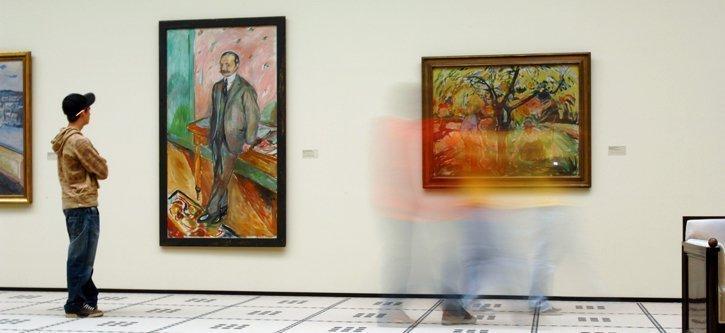 Die schönsten Museen der Schweiz: Kunsthaus Zürich
