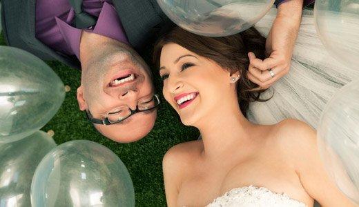 Entspannt Heiraten: So bewahren Sie einen kühlen Kopf