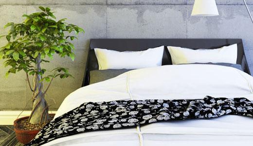 feng shui im schlafzimmer gute einrichtung bessere n chte. Black Bedroom Furniture Sets. Home Design Ideas