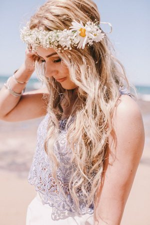 Festival Frisuren: Beach Waves wir zeigen wie's geht.