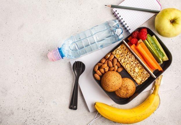 Smart Naschen: Wir lieben gesunde Snacks fürs Büro