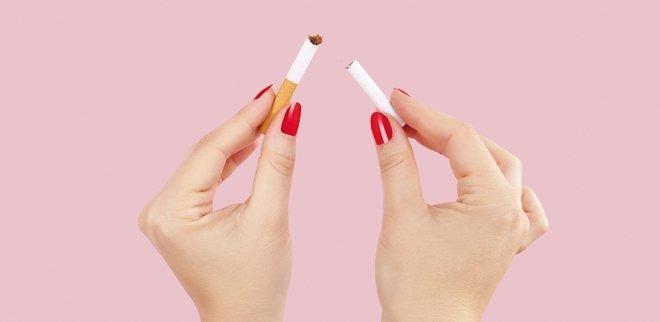 Rauchen aufhören: Mit diesen 5 Methoden können Sie es schaffen.