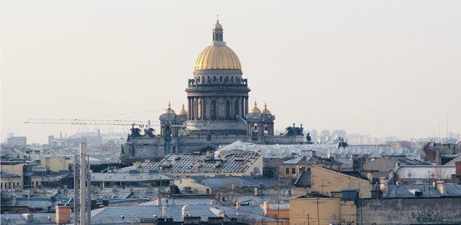 Reiseziel August: St. Petersburg