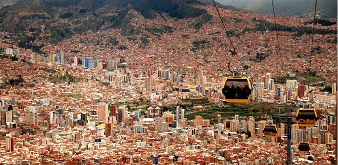 Reiseziel für Februar: La Paz