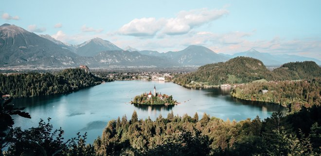Reiseziel Juli: Slowenien