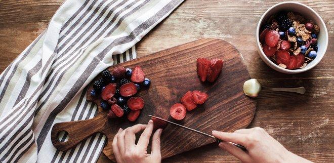 Sirtfood Diät: Müesli