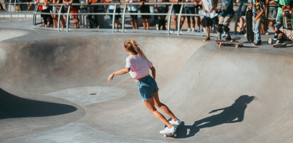 Skatergirls: Emanzipation auf vier Rollen