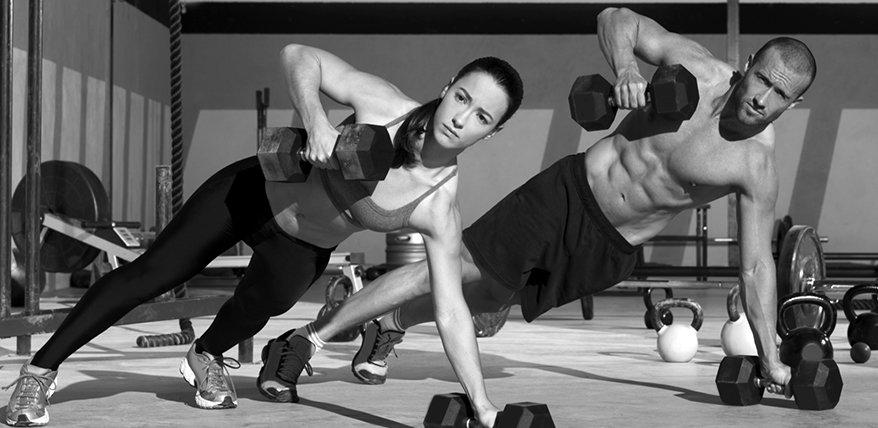 Das passende Fitnesscenter für jeden Typ
