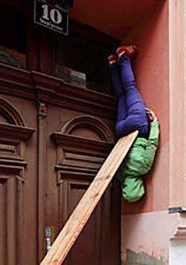 Fitting: Liegst du noch oder hängst du schon?