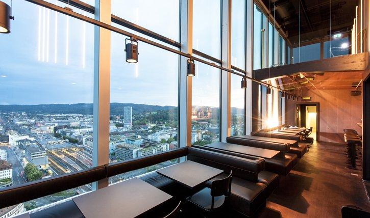 Fritz Lambada Restaurant Winterthur