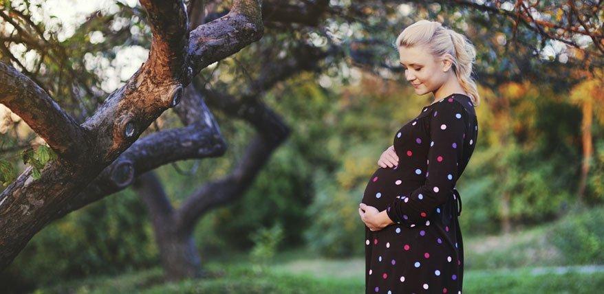 Skurille Mythen ums schwanger werden