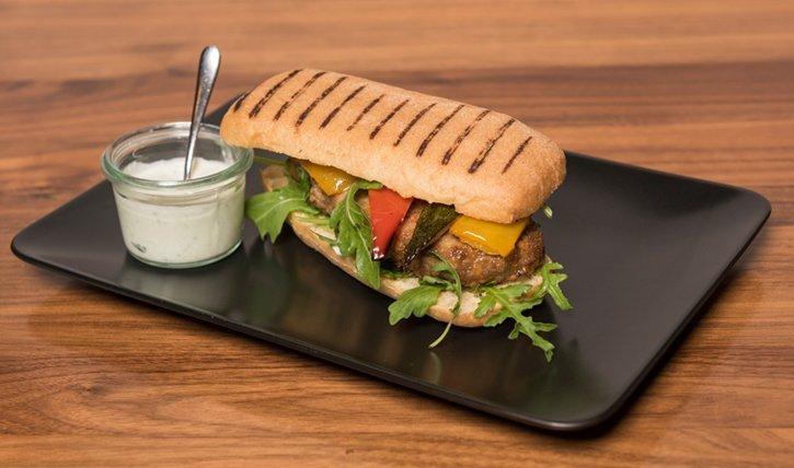 Glutenfreie Rezepte: Burger