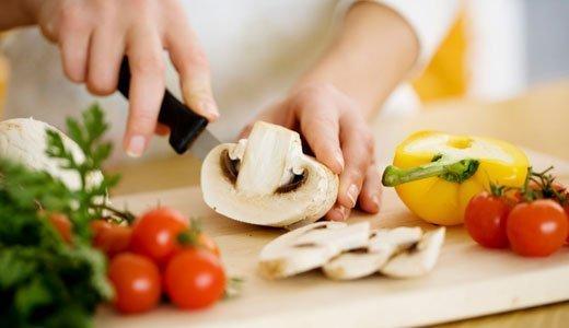 Gut ernähren: Gesundes Essen macht satt und schön!