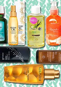 Haarschmeichler: Wie gut ist Haaröl wirklich?