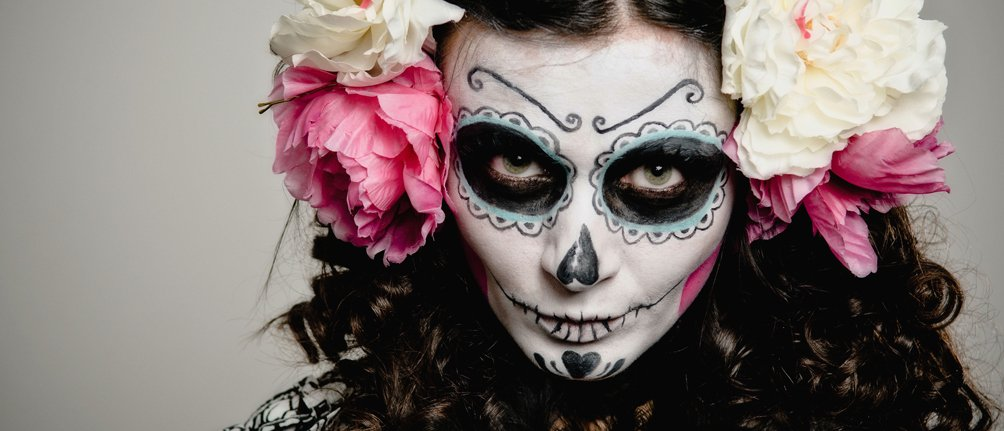 Halloween Make up: So möchte ich dir nicht begegnen!