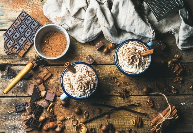 Heisse Schoggi: Wärmende Rezepte für Bauch und Seele
