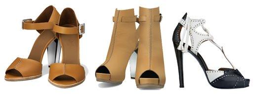 Edle Eleganz mit den Heels von Hermès.