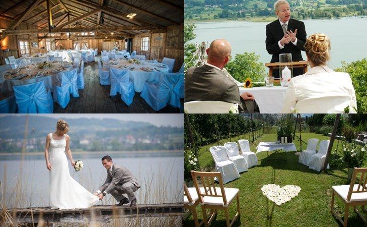 Hochzeitslocation zum Ja-Sagen!