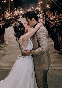 Wie gross wird deine Hochzeit?