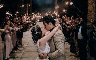 Hochzeits-Test: Wie gross wird deine Hochzeit?