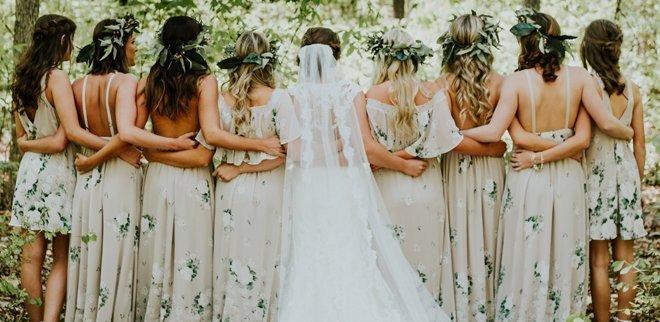 Brautjungfern: Welche Aufgaben hat eine Brautjungfer?