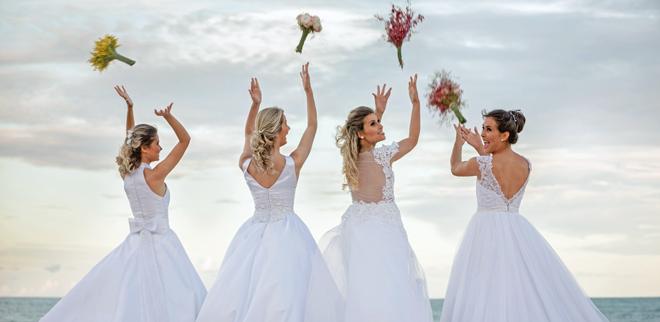 Hochzeitskleider 2019: Das sind die schönsten Brautkleider der Bridal Fashion Week