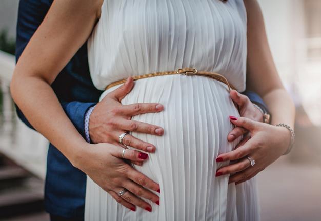 Schwanger heiraten: So traust du dich stressfrei