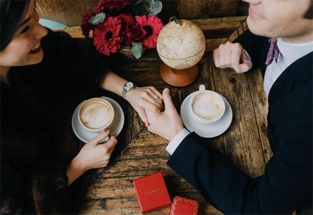 Verlobungsfoto für Instagram: Die besten 10 Tipps