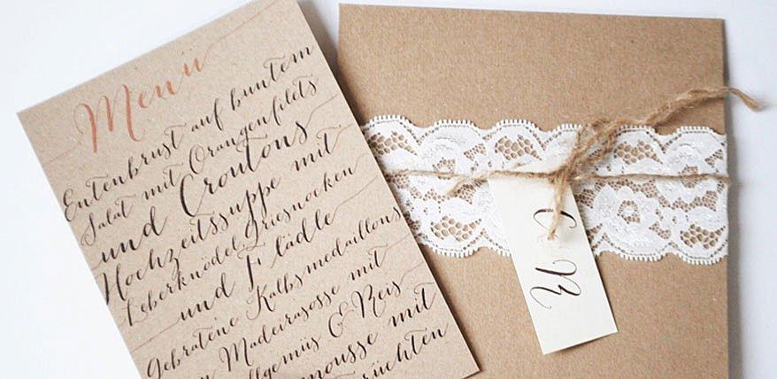 Hochzeitseinladungen Kreative Ideen