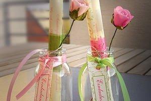 Hochzeitseinladung Flaschenpost