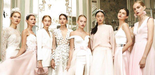 Das sind die schönsten Hochzeitskleider 2018