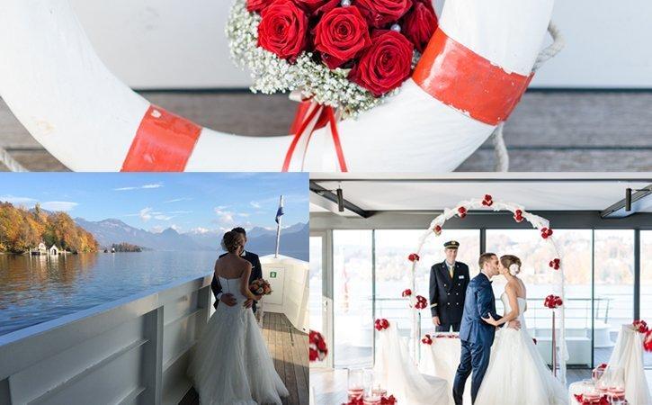 Dei schönsten Schweizer Hochzeitslocations