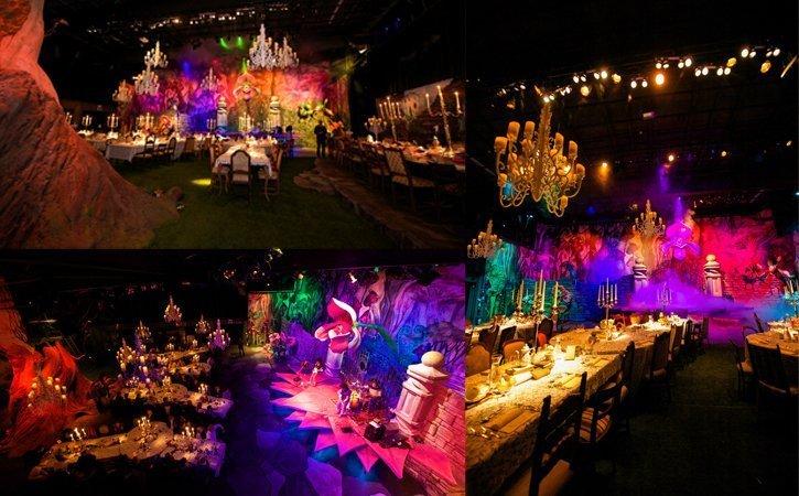 Hochzeitslocation im Filmstudio