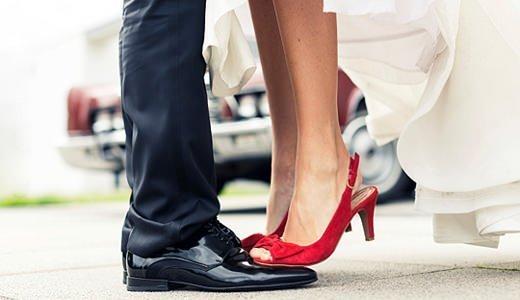 Gute Hochzeitsplanung sorgt für einen gelungenen Tag.