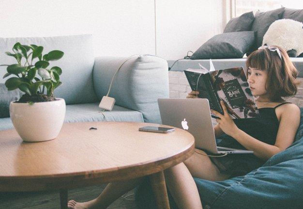Produktiv arbeiten von zu Hause aus: 10 Tipps fürs Homeoffice