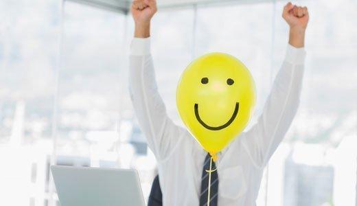 Warum Sie Humor im Beruf erfolgreicher macht