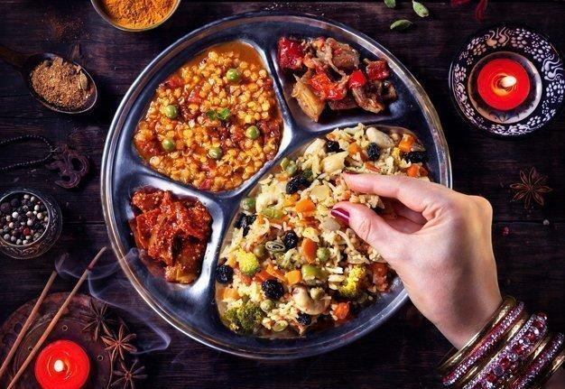 Indische Restaurants Zürich: Hier gibt's mehr als bloss Curry