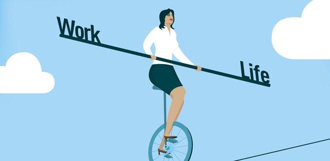 Work Life Balance: Test und Tipps für mehr Gleichgewicht