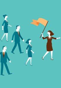 Frauen in Führungspositionen: Selbstvertrauen allein reicht nicht