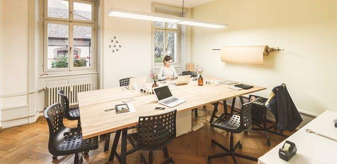 Coworking Basel: Lifehub