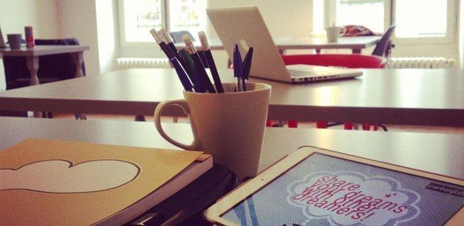 Coworking Bern: Urbanfish