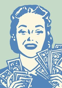Frauen wollen keinen Lohn, sondern eine Belohnung