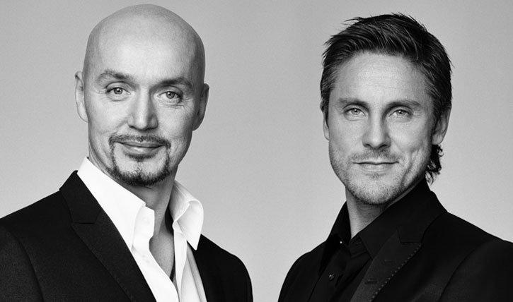 Hellström und Hagelstäm von Björn Axén