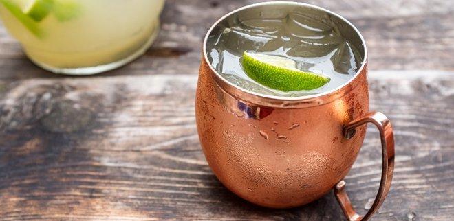 Moscow Mule Rezept Longdrink