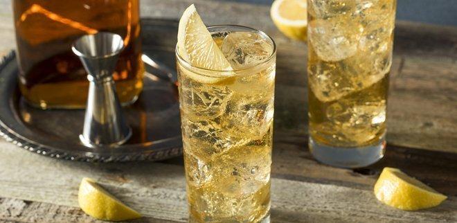 Whisky Soda Rezept Longdrink Scotch Soda Rezept
