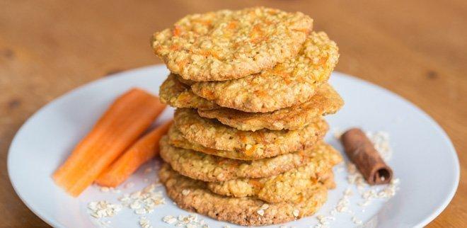 Rüebli Kekse