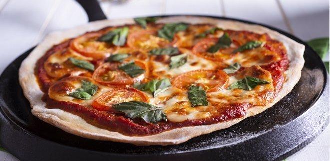 Pizza Hanf